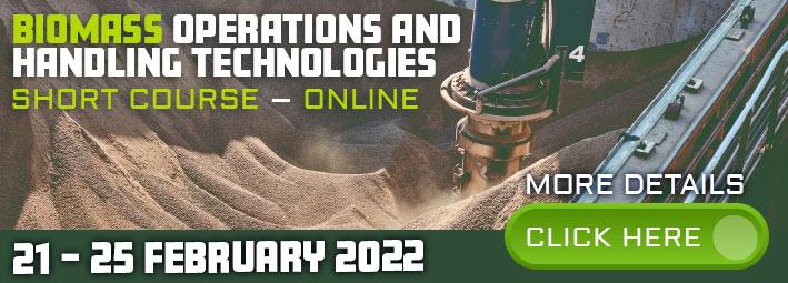Biomass operations and handling technologies